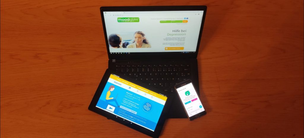 Online Programme gegen Depression